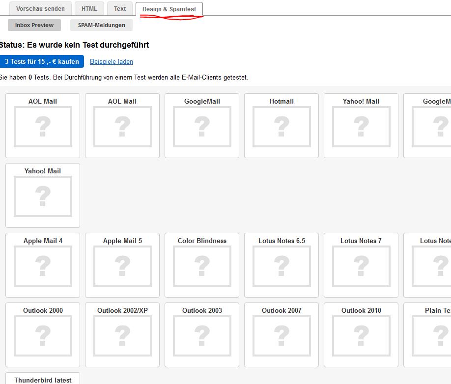 Cleverreach: Eindrücke Zum Newsletter Online Tool Cleverreach
