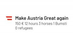 Ministry of great Austria